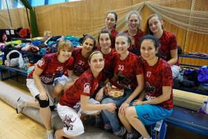 Команда Ultimate Alliance натурнире Женская лига | IRONSIX | финал (Первая Лига, 5/8)