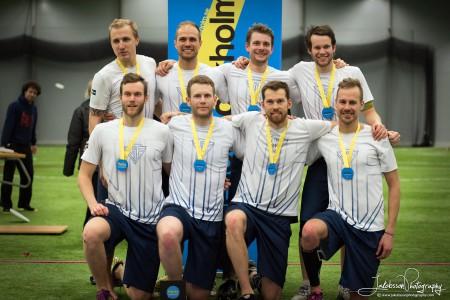 Команда Viksjöfors натурнире Hello Stockholm 2015 (ОД, 1/25)