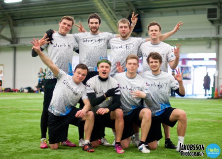 Команда Salaspils WT натурнире Hello Stockholm 2015 (ОД, 3/25)