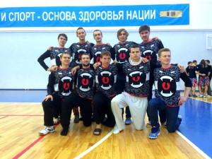 Команда Рэмпейдж натурнире Лорд Новгород 2015 (ОД, 6/32)