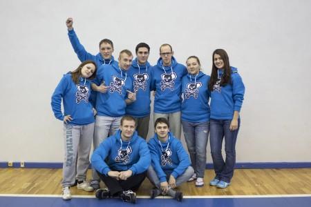 Команда Мыши натурнире Лорд Новгород 2015 (ОД, 26/32)