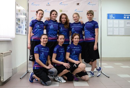 Команда Молодые натурнире Лорд Новгород 2015 (ЖД, 5/17)