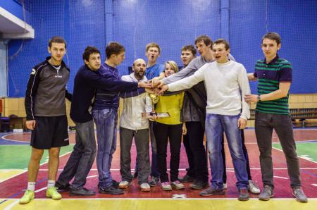 Команда Space Jam натурнире III Кубок ВГПУ 2013 (ОД, 3/6)