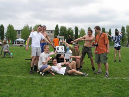 Команда Варшава натурнире Брест без границ 2005 (ОД, 6/8)