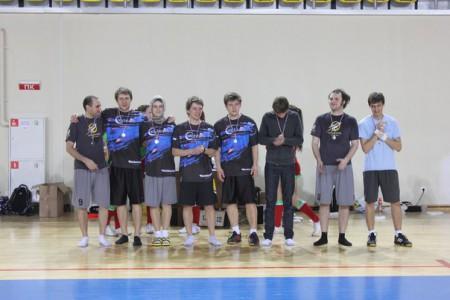 Команда ГагариННс натурнире Оттепель 2012 (ОД, 2/12)