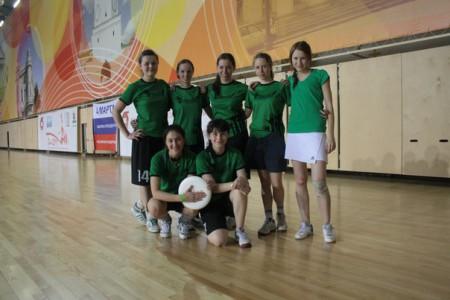 Команда Фингерс натурнире Оттепель 2012 (ОД, 10/12)