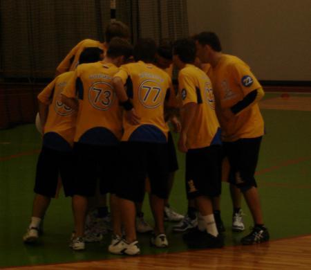 Команда Сокол натурнире Rigas Rudens 2005 (ОД, 2/20)