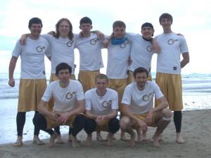 Команда Gigolo натурнире Paganello 2008 (ОД, 25/48)