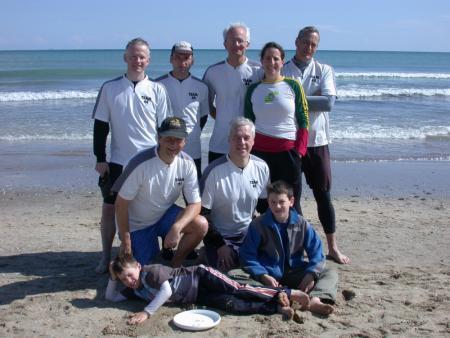 Команда Team 42 натурнире Paganello 2008 (ОД, 42/48)