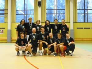 Команда JuPiter натурнире NSUT XXII 2007 (ОД, 1/16)