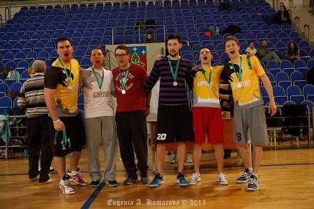 Команда Сокол натурнире Весеннее обострение 2015 (ОД, 2/20)