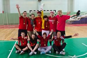Команда Разброд i хiстанне натурнире Капялюш 2013 (Микс дивизион, 1/6)