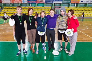 Команда K1 натурнире Капялюш 2013 (Микс дивизион, 2/6)