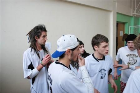 Команда Бафало натурнире ЗЧУ 2009 (ОД, 2/7)