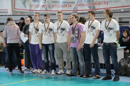 Команда Ми энд Май Манки натурнире Минск 2013 (ОД, 3/16)
