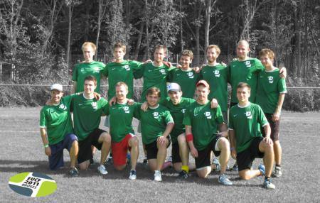 Команда LOL натурнире EUCF 2011 (ОД, 23/24)