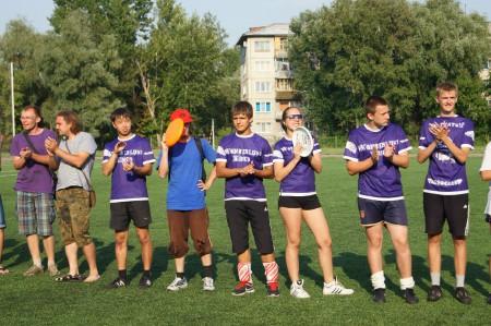 Команда WLK натурнире STUF 2012 (ОД, 6/12)