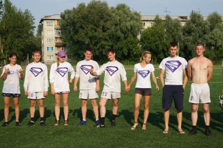 Команда Сноусторм натурнире STUF 2012 (ОД, 8/12)