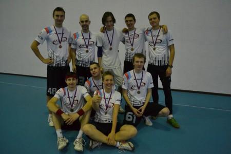 Команда Катюша натурнире Точка Отсчета 2011 (ОД, 3/16)