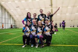 Команда Elvis Presley натурнире Kick in de Kok 2015 (ЖД, 5/14)
