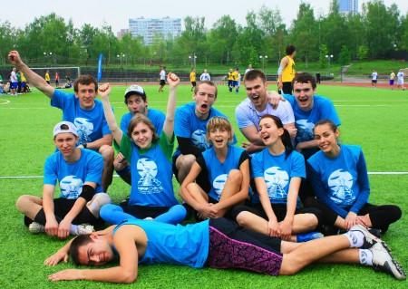 Команда Спарта натурнире МФЛД 2012 (1 дивизион, 9/12)