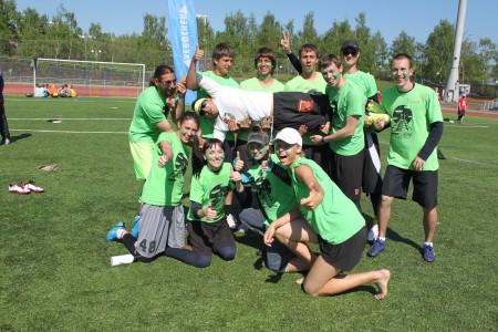 Команда Big Bang натурнире МФЛД 2012 (2 дивизион, 5/12)