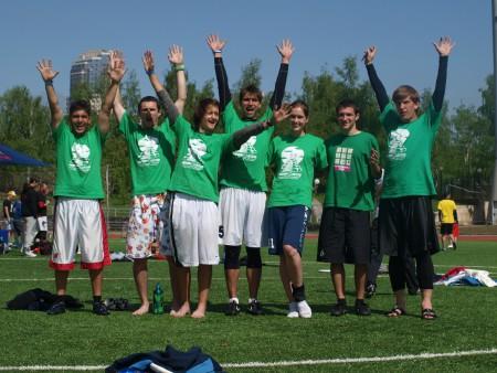 Команда D 2 натурнире МФЛД 2012 (2 дивизион, 12/12)