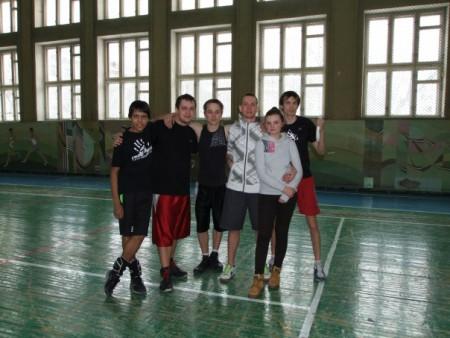 Команда Ловцы натурнире Оттепель 2011 (ОД, 2/5)
