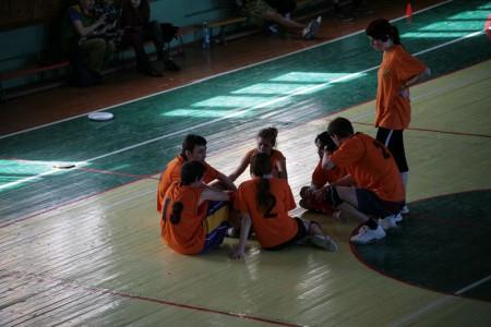 Команда Фреза-2 натурнире Оттепель 2009 (ОД, 6/10)