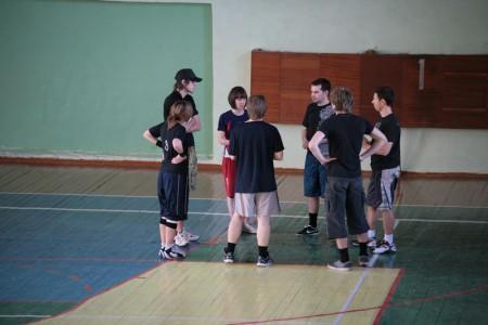 Команда Девиантс натурнире Оттепель 2009 (ОД, 7/10)