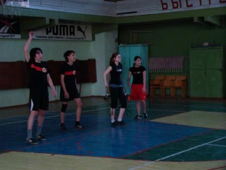 Команда Корсары натурнире Оттепель 2009 (ОД, 9/10)