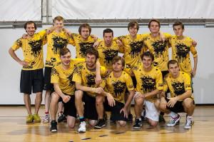 Команда ОксиДискО натурнире Запуск 2012 (Open-1, 2/14)