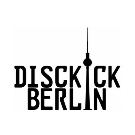 Логотип команды DiscKick
