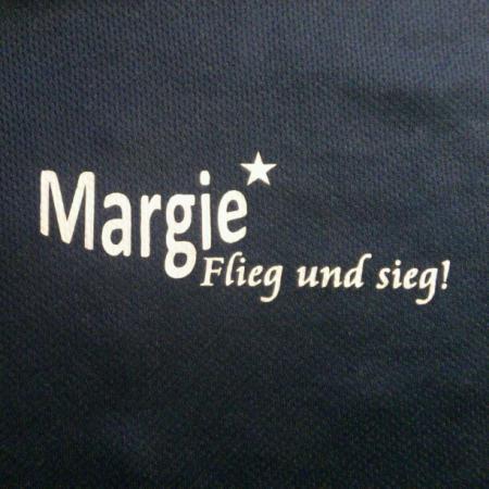 Логотип команды Margie