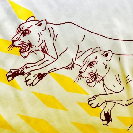 Логотип команды Woodchicas