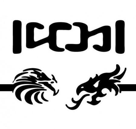 Логотип команды Iceni