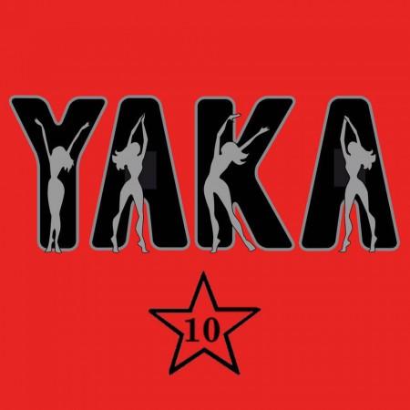 Логотип команды YAKA