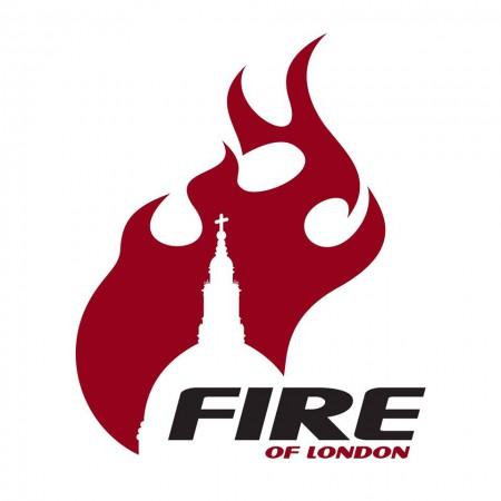 Логотип команды Fire of London