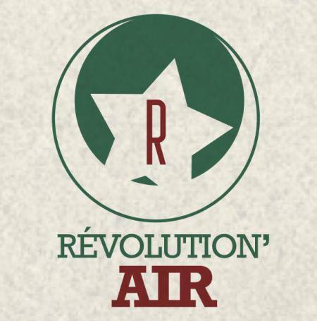 Логотип команды Revolution'air