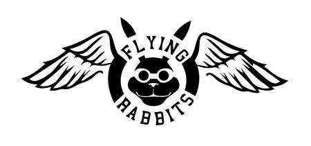 Логотип команды Flying Rabbits
