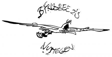 Логотип команды BFrisBee2's