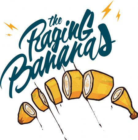 Логотип команды Raging Bananas