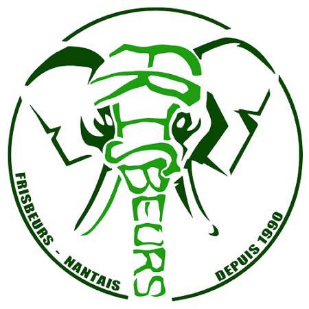Логотип команды Frisbeurs