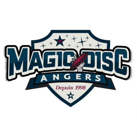 Логотип команды Magic Disc Angers