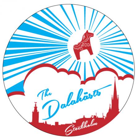 Логотип команды The Dalahästs