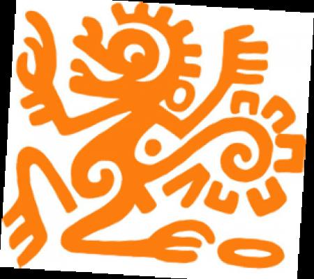 Логотип команды Frisbee Family