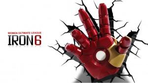 Логотип турнира IRONSIX 16/17 Финалы