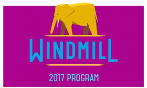 Логотип турнира Windmill Windup 2017