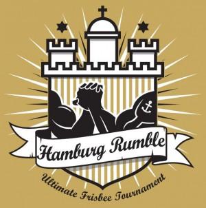 Логотип турнира Hamburg Rumble 2016