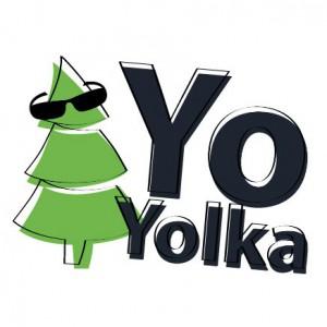 Логотип турнира Yo-Yolka 2018